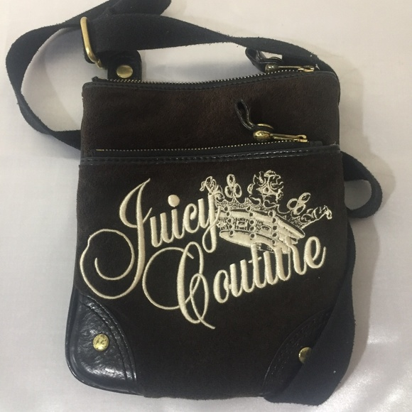 Juicy Couture Handbags - Juicy Couture crossbody bag